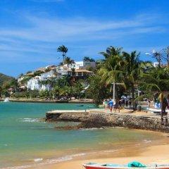 Отель Ao Por do Sol - Adults Only пляж