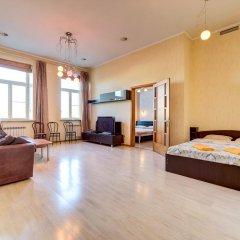 Апартаменты СТН Апартаменты на Караванной Студия с разными типами кроватей фото 5