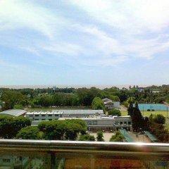 Отель Departamento Blue Tower балкон
