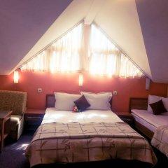 Отель Ikonomov Spa комната для гостей фото 4
