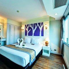 Jomtien Garden Hotel & Resort 4* Люкс с различными типами кроватей фото 7