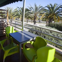 Отель Campanile Alicante балкон