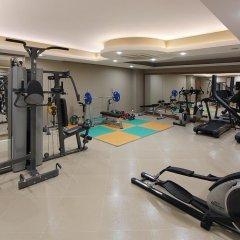 Forum Suite Hotel фитнесс-зал