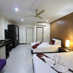 Отель The Guide Hometel 2* Люкс разные типы кроватей фото 7