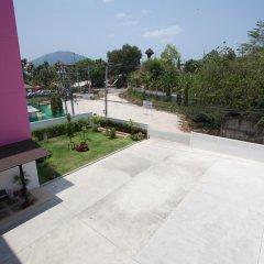Отель JJW House Таиланд, пляж Май Кхао - 1 отзыв об отеле, цены и фото номеров - забронировать отель JJW House онлайн балкон
