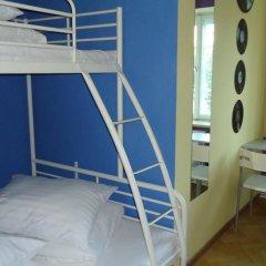 La Guitarra Hostel Стандартный номер с двуспальной кроватью (общая ванная комната) фото 2