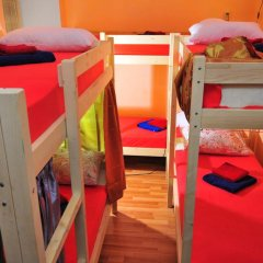 Vega Hostel Кровать в общем номере с двухъярусной кроватью фото 4
