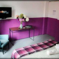Отель Stayinn Barefoot Condesa Улучшенный номер фото 14
