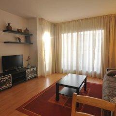 Отель Apartamentos Porto Mar Испания, Курорт Росес - отзывы, цены и фото номеров - забронировать отель Apartamentos Porto Mar онлайн комната для гостей фото 5