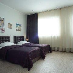 Гостиница Магнит Стандартный номер 2 отдельные кровати фото 4