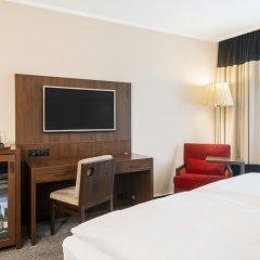 Hotel NH Düsseldorf City Nord 4* Стандартный номер разные типы кроватей фото 6