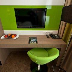 Novum Style Hotel Hamburg Centrum 4* Стандартный номер фото 3