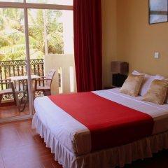 Отель The Ocean Pearl 3* Стандартный номер с двуспальной кроватью фото 4