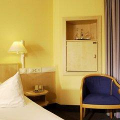 Отель IntercityHotel Nürnberg 3* Номер Бизнес с 2 отдельными кроватями фото 3