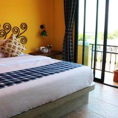 Отель The Castello Resort 3* Стандартный номер с двуспальной кроватью фото 6