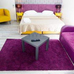 Апарт-отель Кутузов 3* Улучшенные апартаменты с различными типами кроватей фото 5