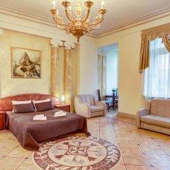 Hotel 5 Sezonov 3* Студия Делюкс с различными типами кроватей фото 19