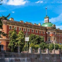 Апартаменты Apartments Belinskogo 3 Санкт-Петербург приотельная территория
