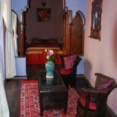 Отель Dar Moulay Ali 3* Стандартный номер фото 10