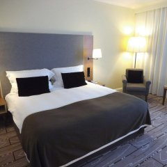 Radisson Blu Waterfront Hotel, Jersey 4* Стандартный номер с различными типами кроватей