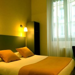 Inter-Hotel Au Patio Morand комната для гостей фото 4