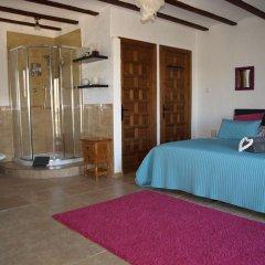 Отель B&B La Casa Blanca Barbarroja Номер Делюкс фото 4