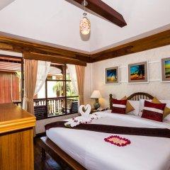Курортный отель Lamai Coconut Beach 3* Бунгало с различными типами кроватей фото 19