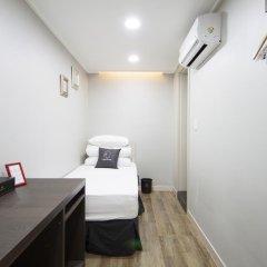 K-Grand Hostel Gangnam 1 Стандартный номер с различными типами кроватей фото 6