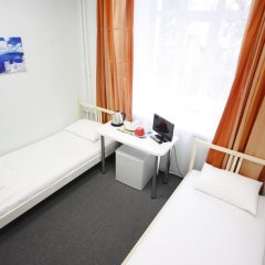 Мини-Отель Агиос на Курской 3* Номер Комфорт с 2 отдельными кроватями фото 2