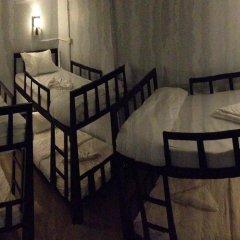 The Metallic Hostel Кровать в общем номере фото 2