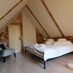 Отель Domek Koliba pod Jedlami комната для гостей
