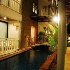 Отель Honey Resort балкон