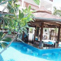 Отель Pranee Amata 3* Стандартный номер с 2 отдельными кроватями
