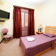 Амротс Отель 3* Стандартный номер разные типы кроватей фото 4