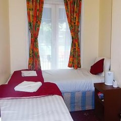 Victoria Station Hotel 2* Стандартный номер с различными типами кроватей фото 4