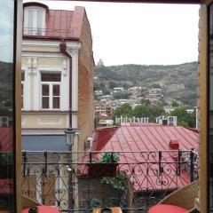 Отель Metekhi Eight Грузия, Тбилиси - отзывы, цены и фото номеров - забронировать отель Metekhi Eight онлайн балкон