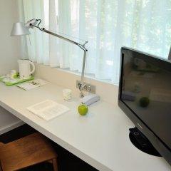 Отель Campanile Annecy - Cran Gevrier 3* Стандартный номер с различными типами кроватей фото 3