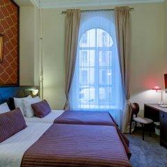 Мини-Отель Big Marine 4* Стандартный номер с 2 отдельными кроватями фото 4