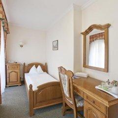 Отель Pension Villa Rosa 3* Стандартный номер с различными типами кроватей фото 3