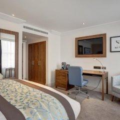 Amba Hotel Charing Cross 4* Номер Делюкс фото 4