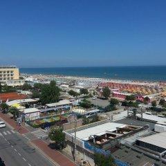 Hotel Adelphi пляж