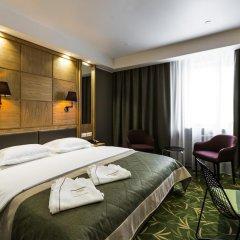 Гостиница Верба 4* Стандартный номер с различными типами кроватей фото 7