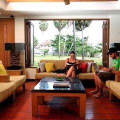 Отель Sunset Beach Resort Таиланд, Пхукет - отзывы, цены и фото номеров - забронировать отель Sunset Beach Resort онлайн интерьер отеля фото 3