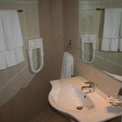 Отель Dafovska Hotel Болгария, Пампорово - отзывы, цены и фото номеров - забронировать отель Dafovska Hotel онлайн ванная