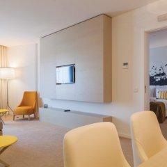 Отель MH Peniche 4* Люкс разные типы кроватей фото 9