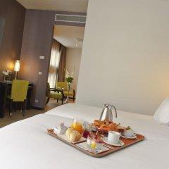 Отель Barceló Casablanca 4* Номер Делюкс с различными типами кроватей фото 4