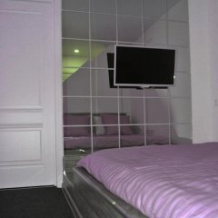 Гостиница Ultrafiolet удобства в номере