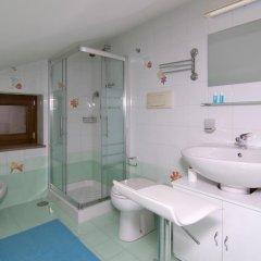 Отель Dominella 2 Казаль-Велино ванная