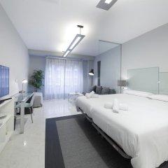 Отель Pension T5 Donostia Suites Номер Делюкс с различными типами кроватей фото 7