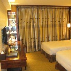 Suzhou Jinlong Hotel 4* Номер Делюкс с различными типами кроватей
